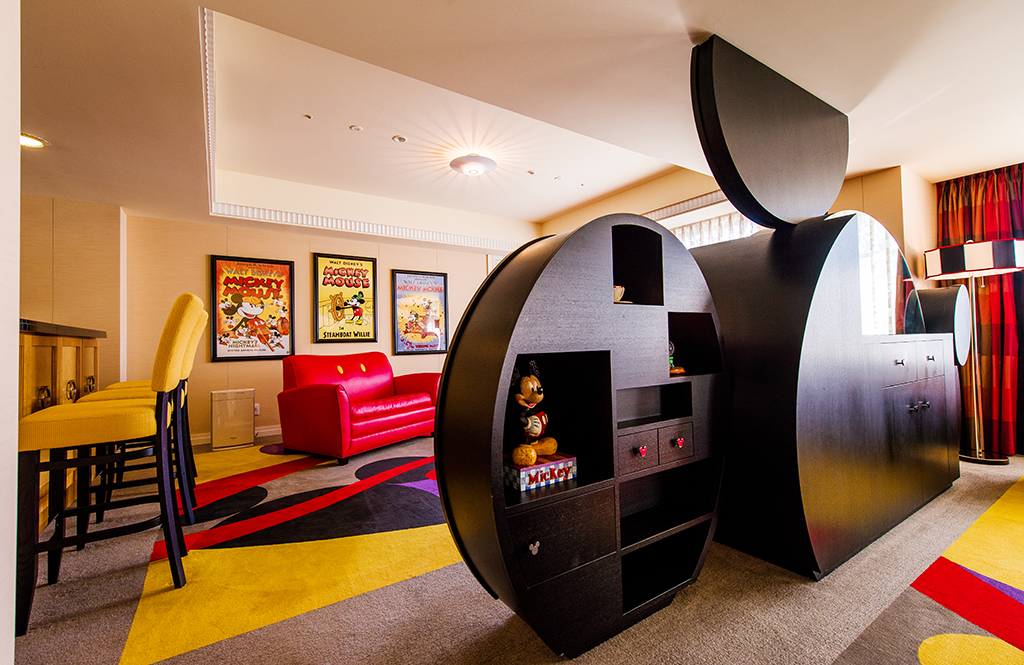 Picture of: Kids Mickey Mouse Room