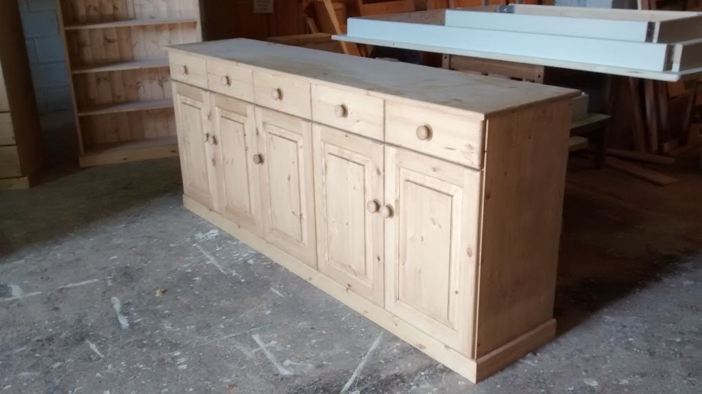 Picture of: Knotty Pine Dressers
