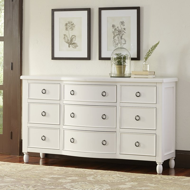Picture of: Large Dresser With Deep Drawers