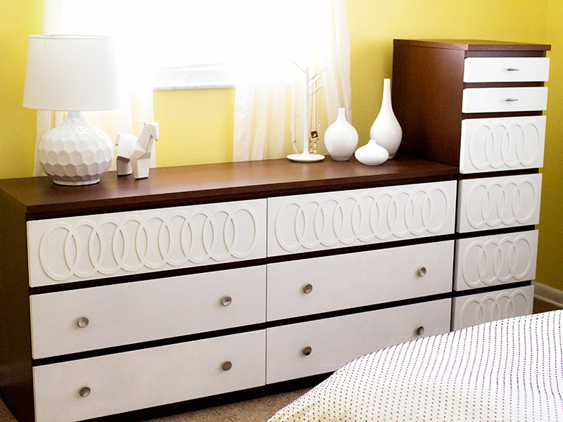 Picture of: Large Malm Dresser Ikea