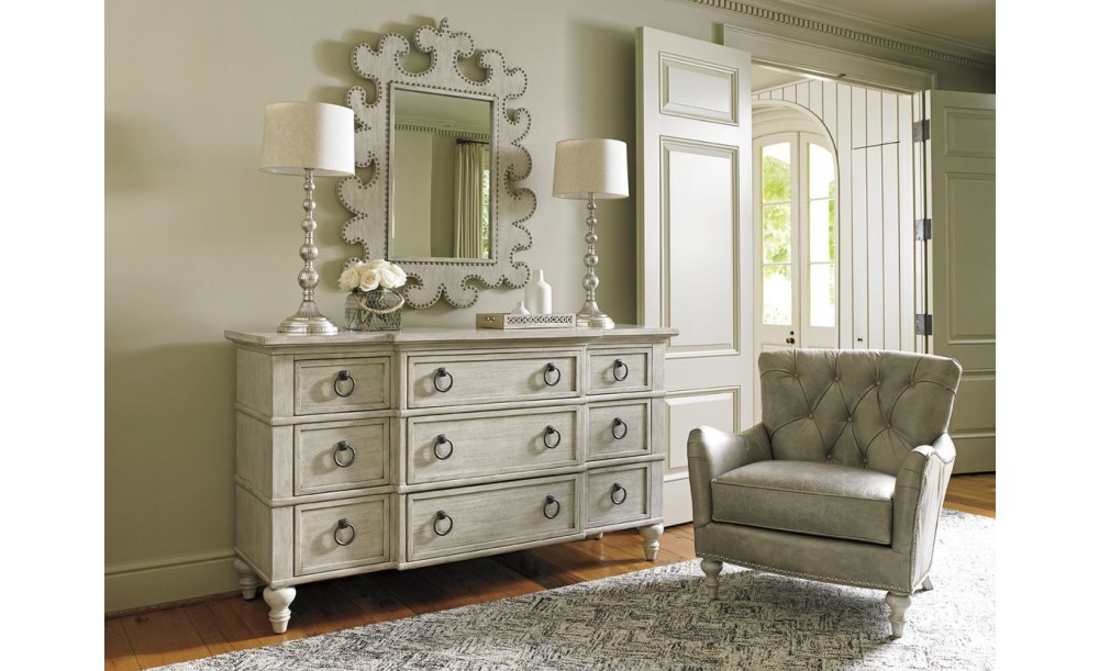 Image of: Lexington Dresser With Mirror