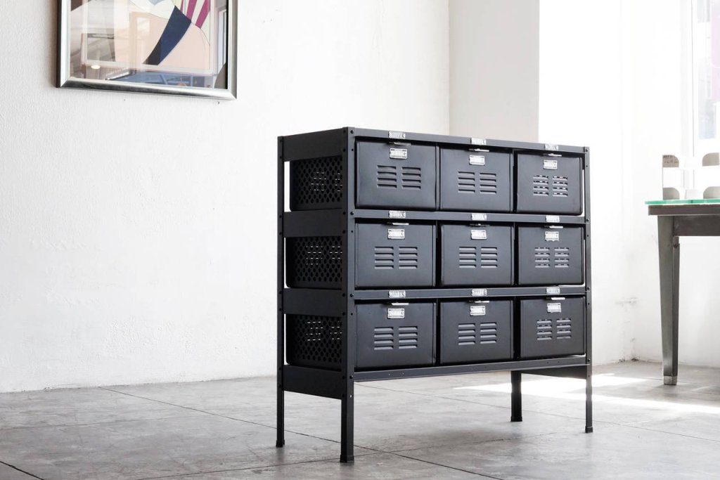 Picture of: Locker Chest Of Drawers