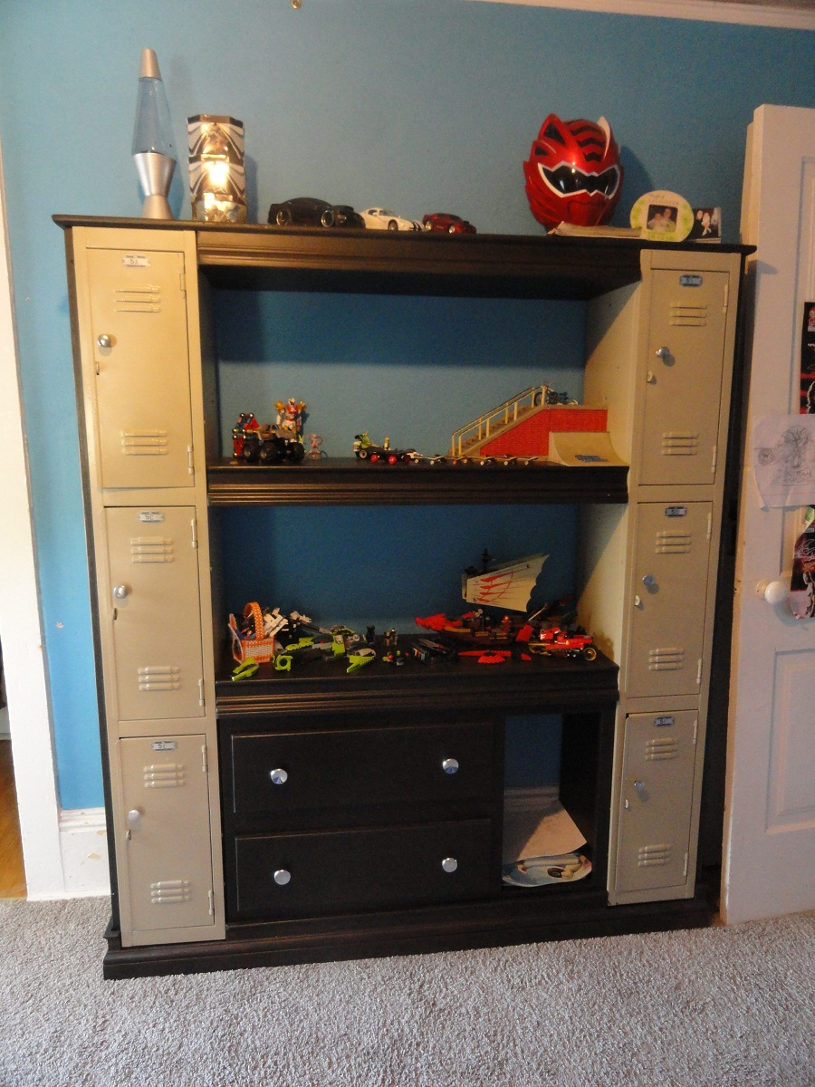 Picture of: Locker Dresser Toys