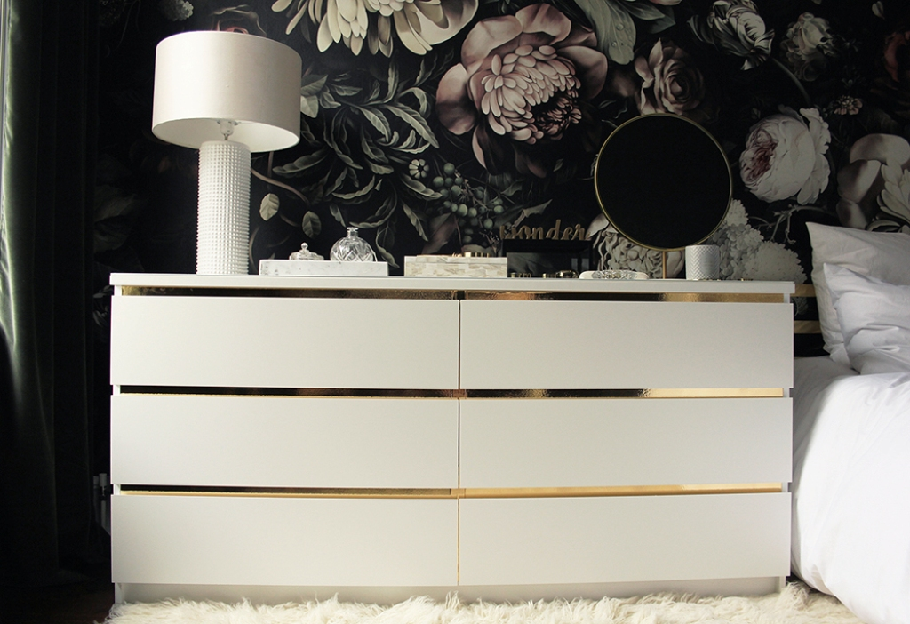 Picture of: Malm IKEA Bed Stylish