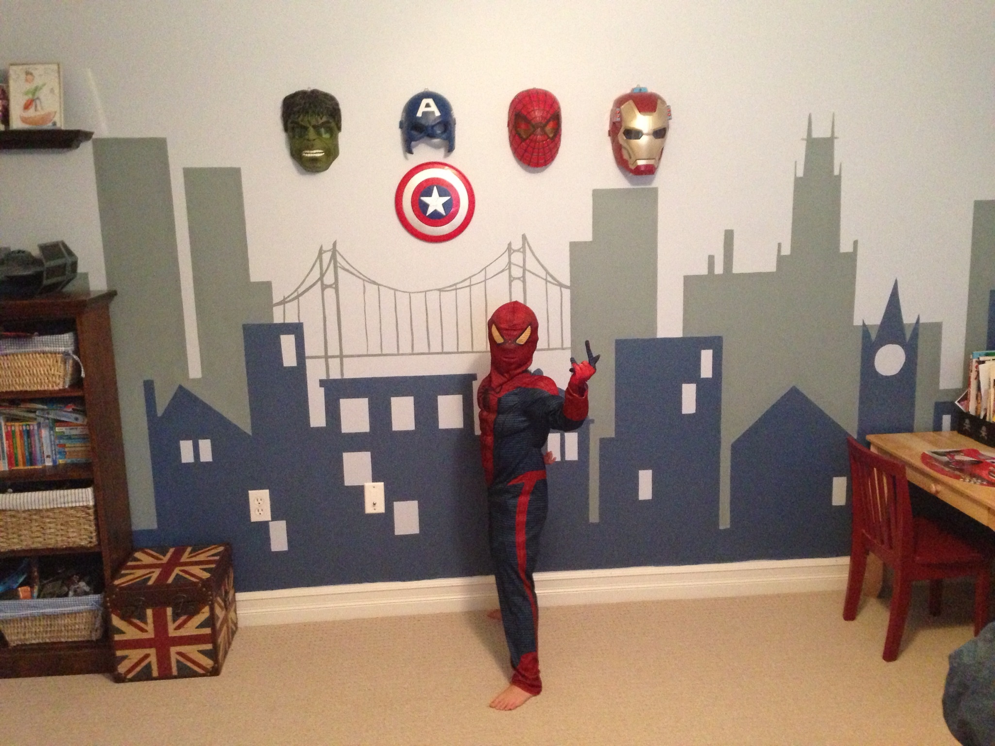 Picture of: Marvel Dresser