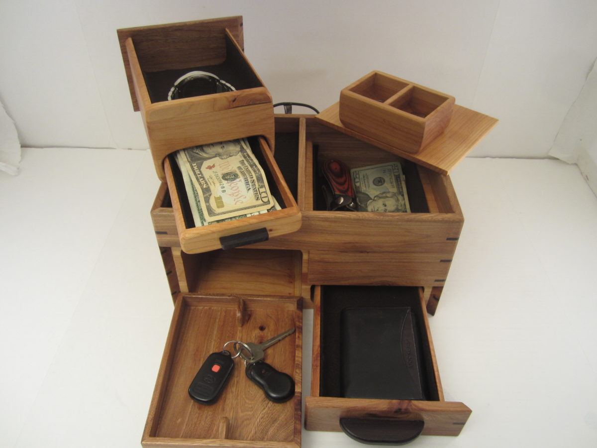 Picture of: Men's Valet Box