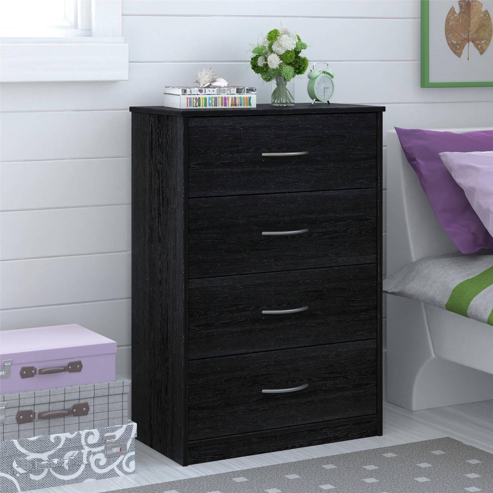 Picture of: Metal Dressers Chest Color