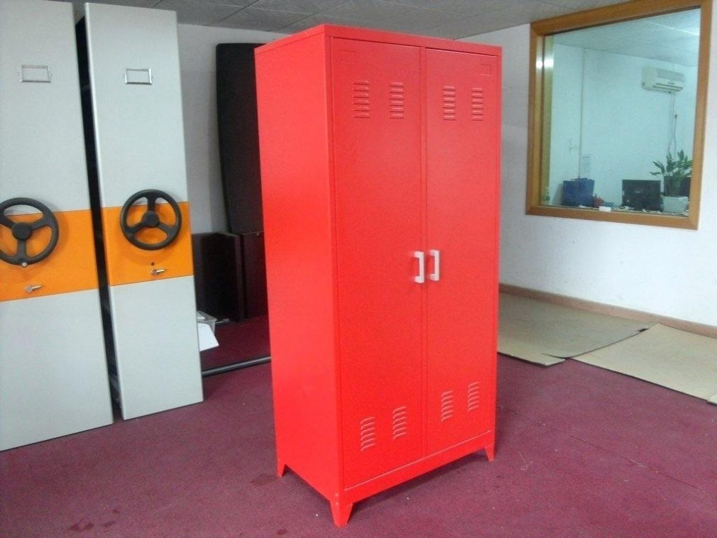 Picture of: Metal Locker Cabinet