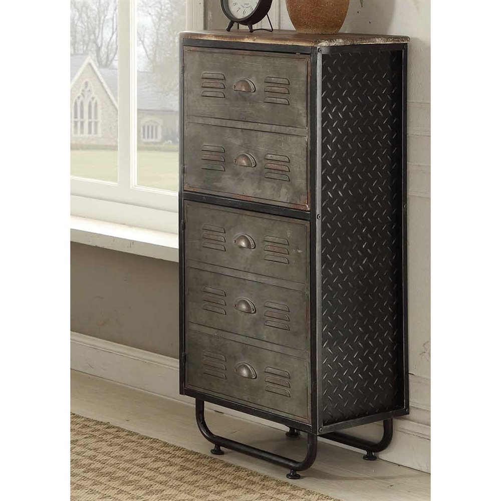 Picture of: Metal Locker Dresser Ikea