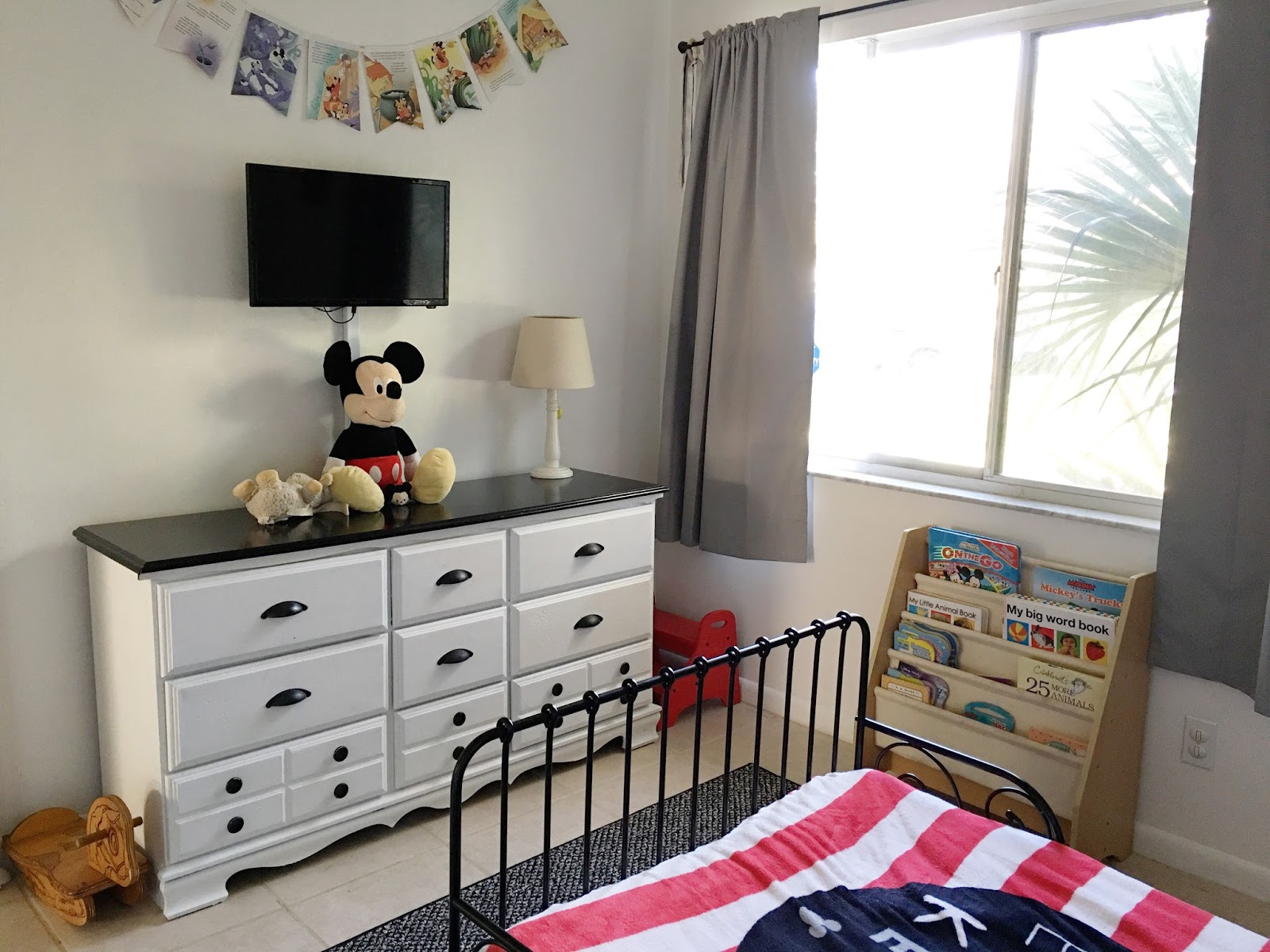 Picture of: Mickey Mouse Kids Dresser