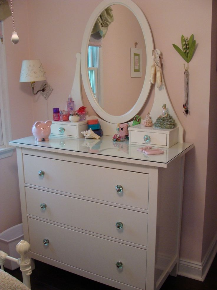 Mirrored White Dresser Ikea