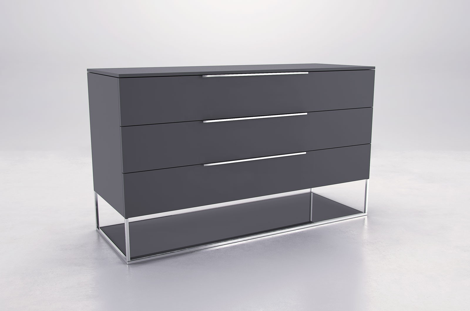 Picture of: Modern Dresser White