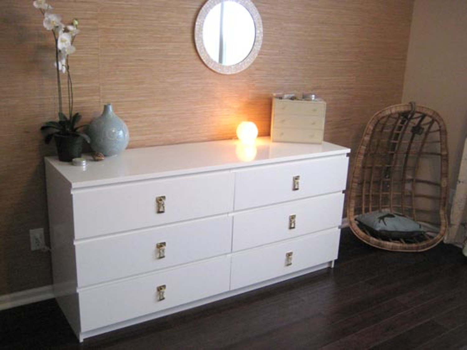 Picture of: Modern Ikea Malm Date Stamp Location