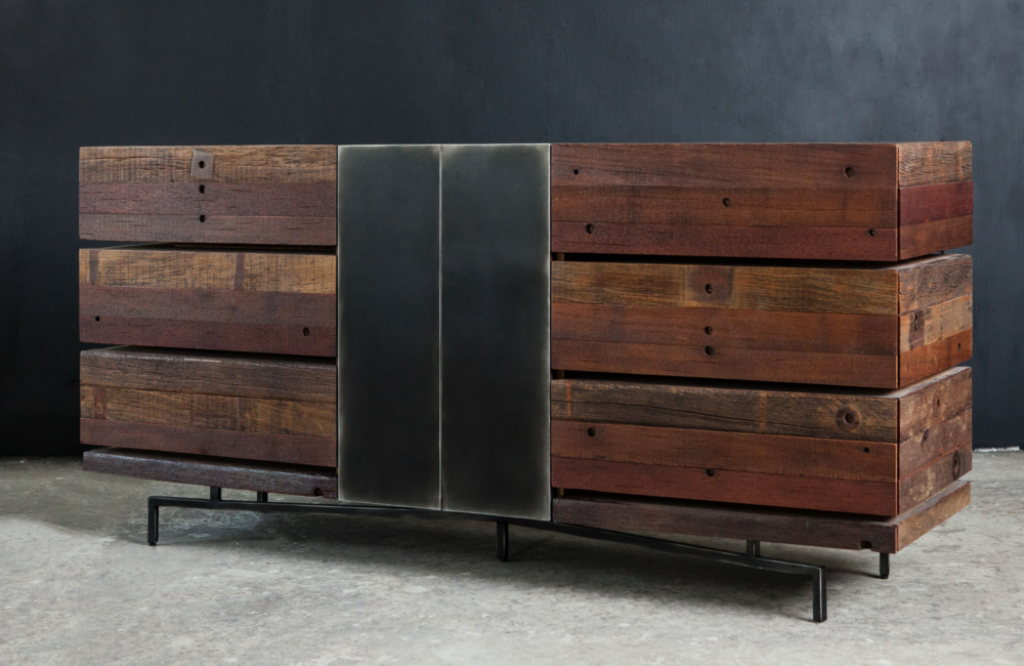 Picture of: Modern Industrial Dresser