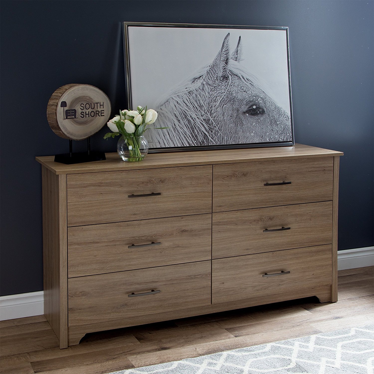 Image of: Modern Rustic Dressers in Home