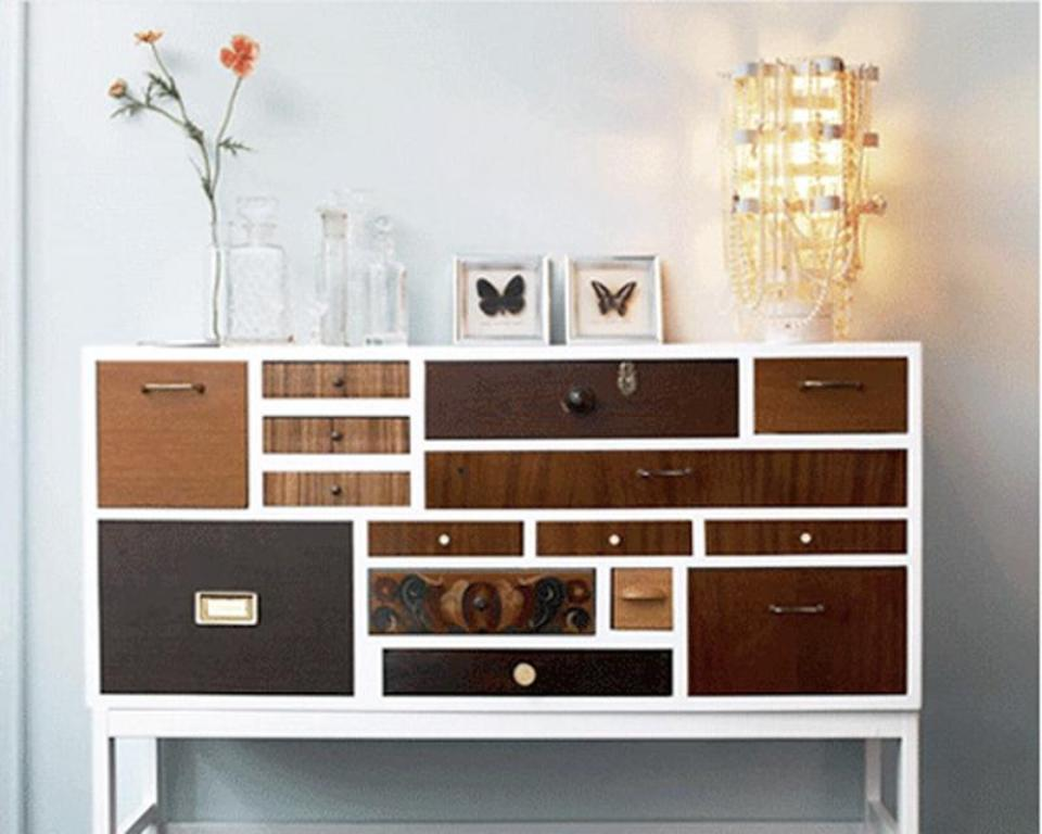 Picture of: Multicolor Dresser