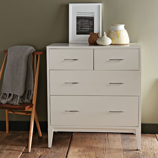 Picture of: Narrow Farmhouse Dresser
