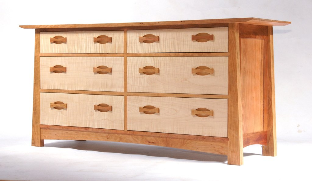 Picture of: Natural Maple Chest Of Drawers Pictures
