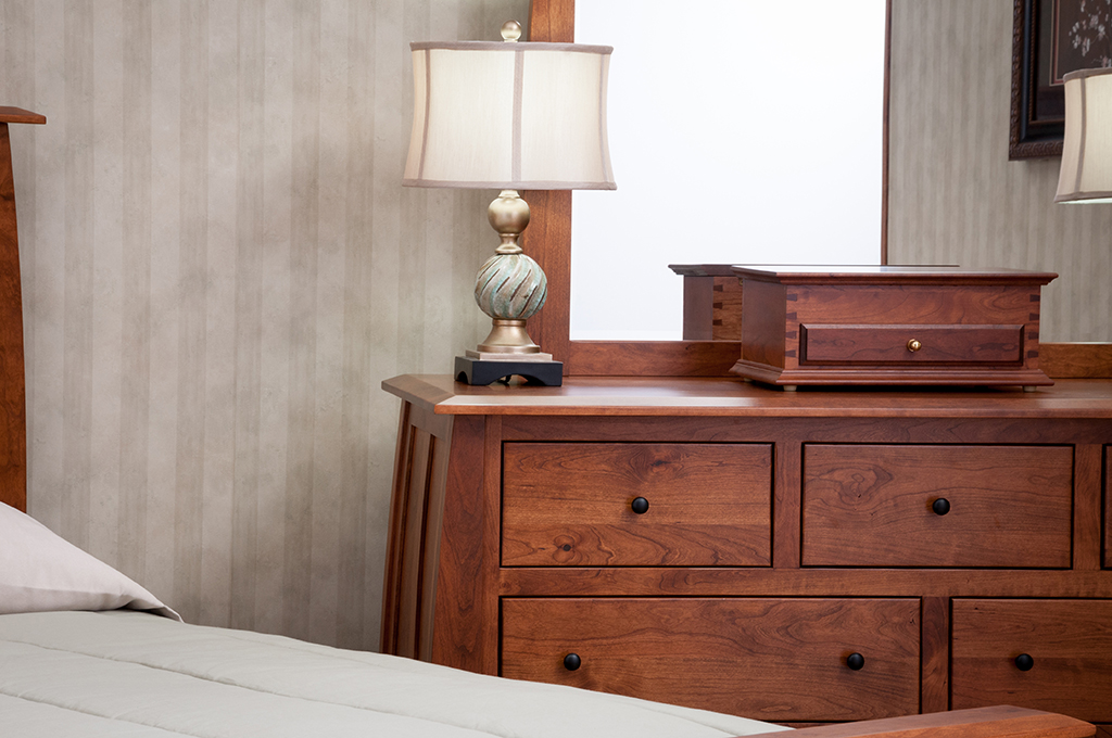 Natural Maple Wood Dresser Gallery
