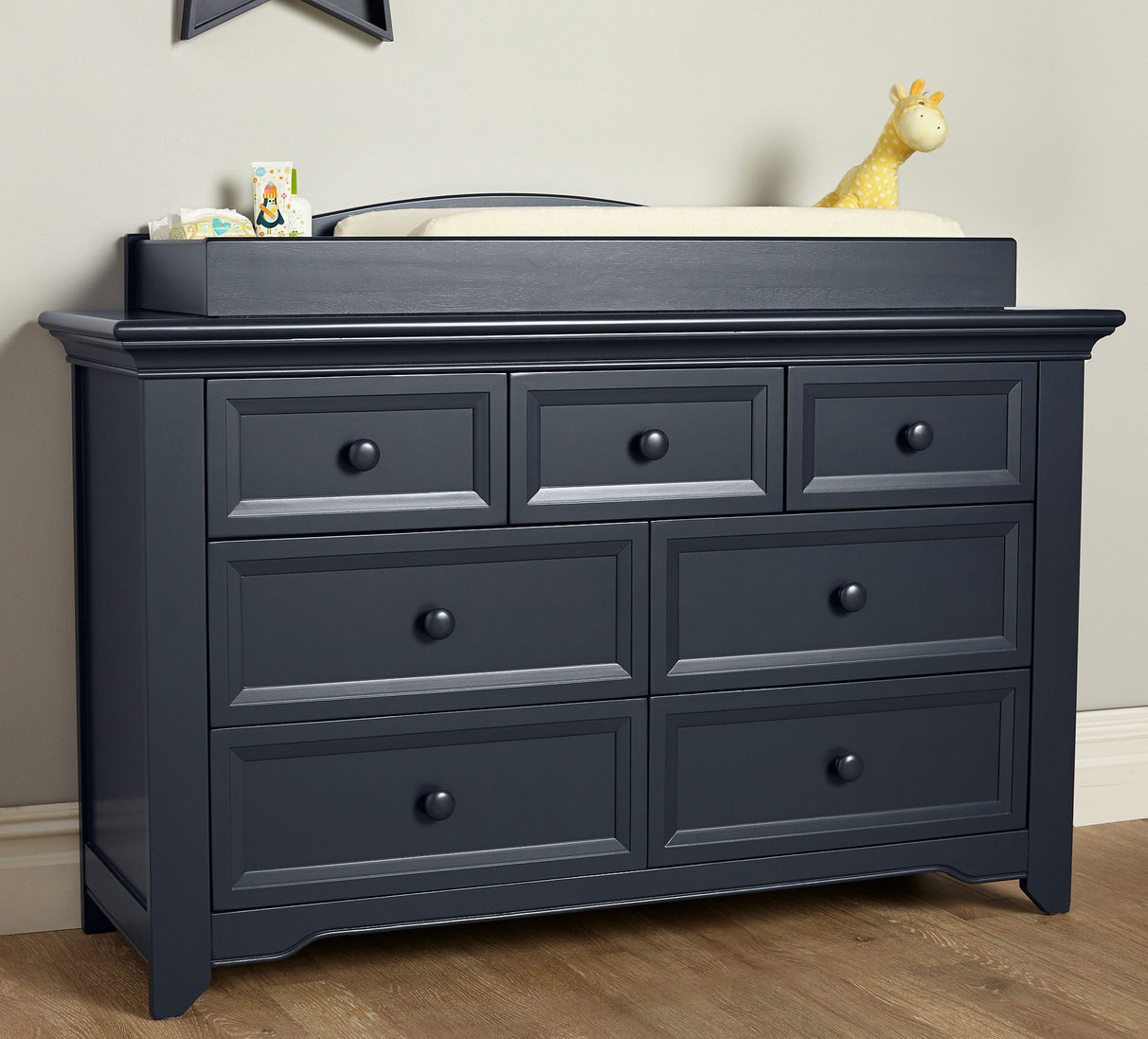 Picture of: Navy Blue Chest Paint