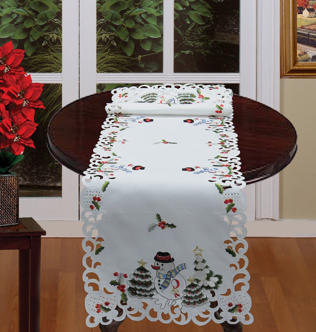 Picture of: Nice Long Table Runner