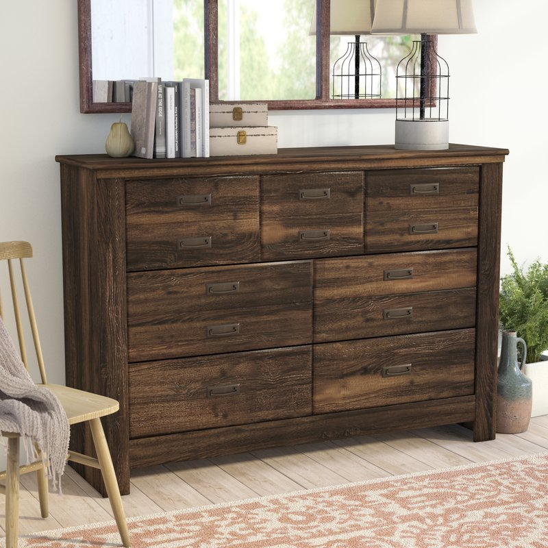 Oak Solid Hardwood Dressers