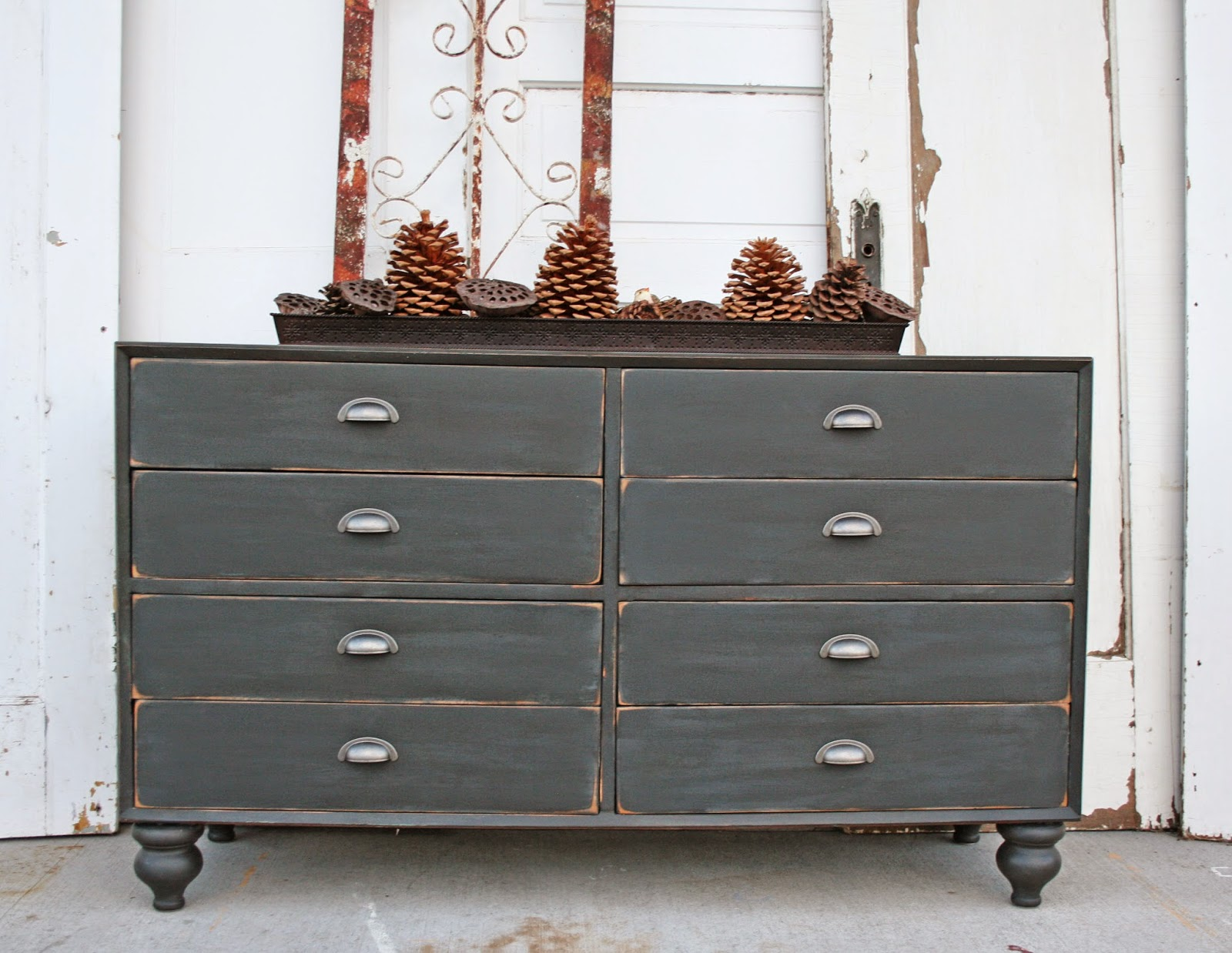 Picture of: Old Dressers Painted