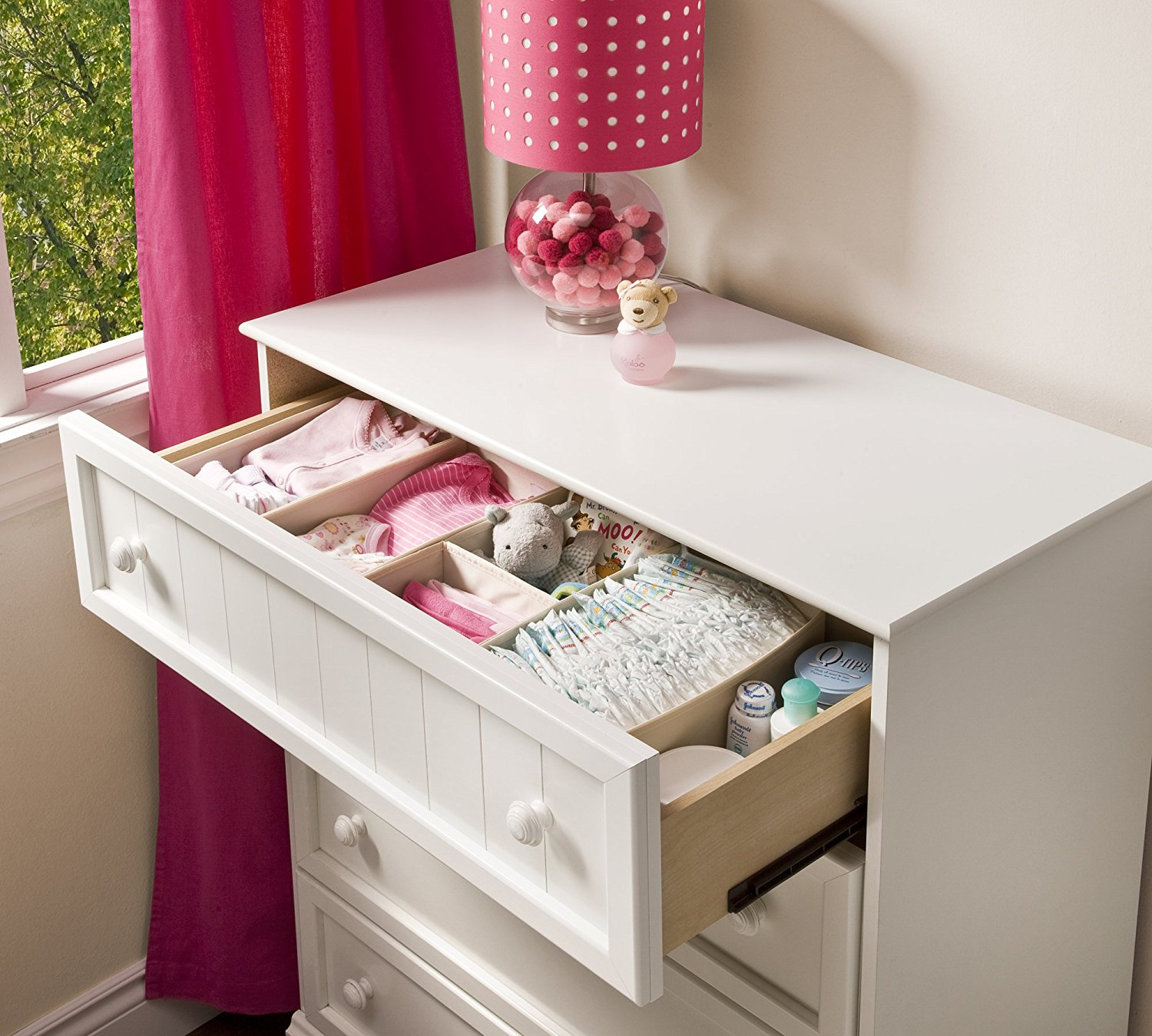 Picture of: Organizer With Drawers