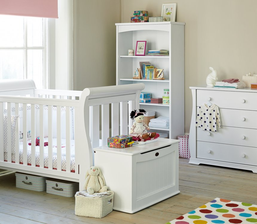 Image of: Painted Dressers Baby