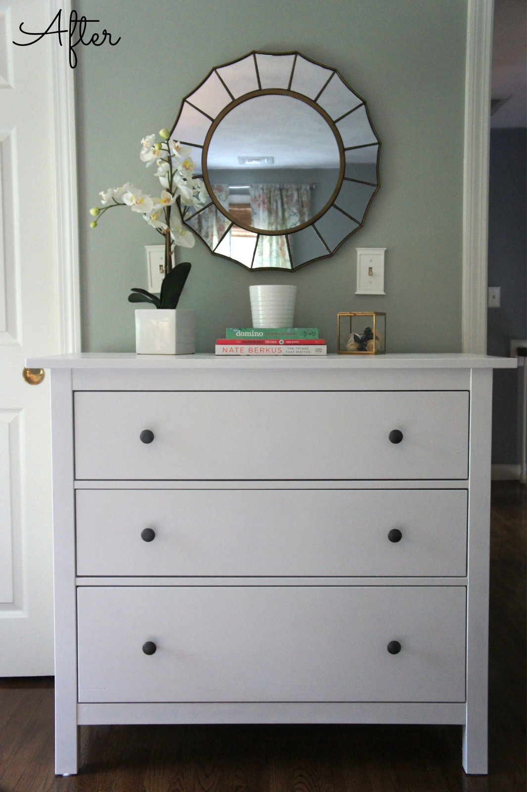 Picture of: Painted Ikea Dresser Malm
