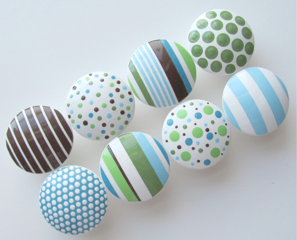 Painted Knobs For Cabinet