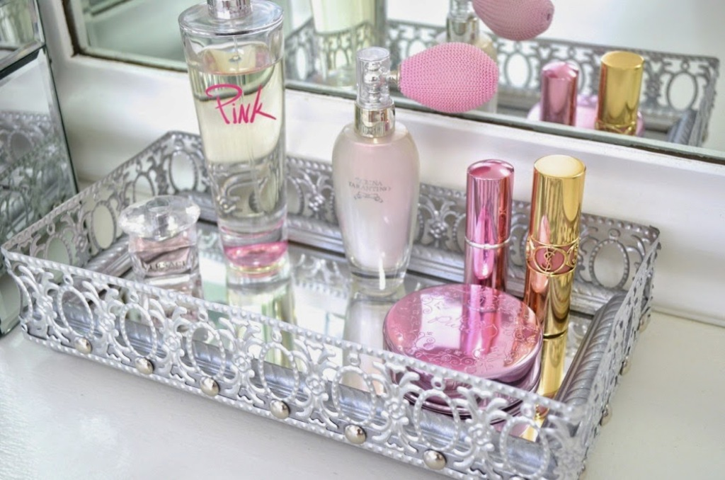 Picture of: Perfume Tray Bed Bath Beyond