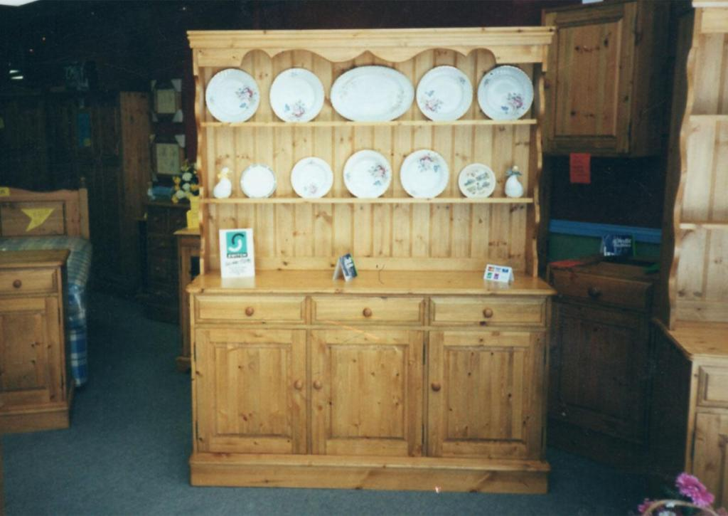 Picture of: Pine Dresser IKEA