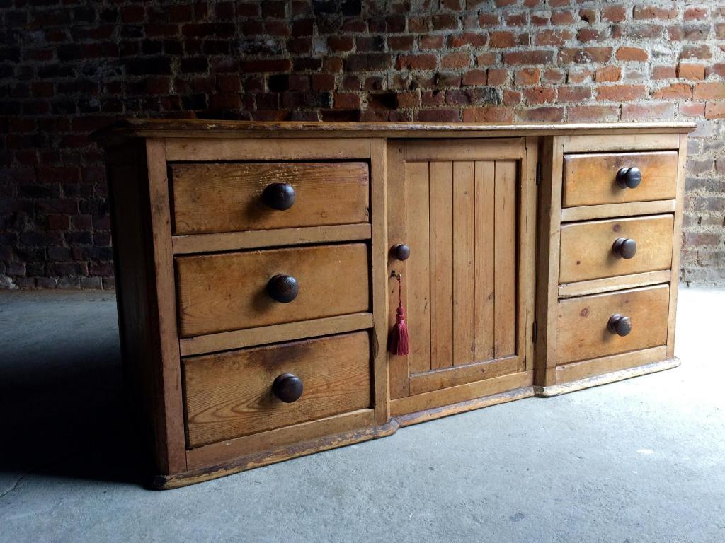 Picture of: Best Pine Dresser with Mirror