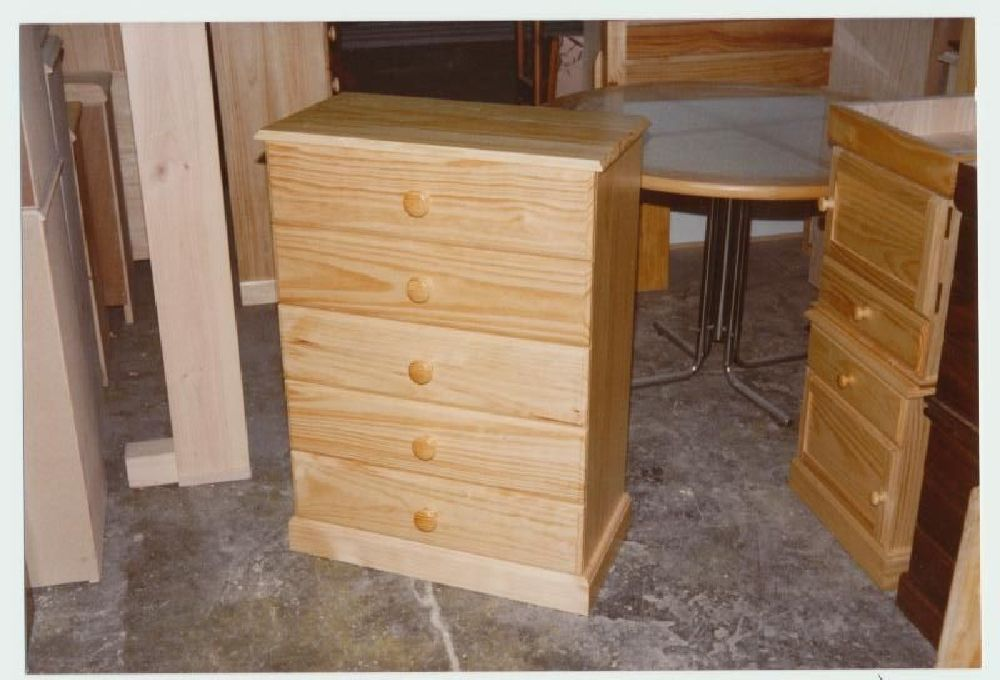 Plans Shallow Depth Dresser Types