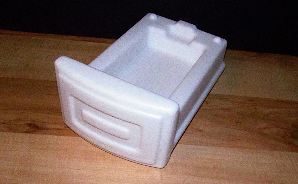 Picture of: Plastic Kitchen Drawer Replacement Parts