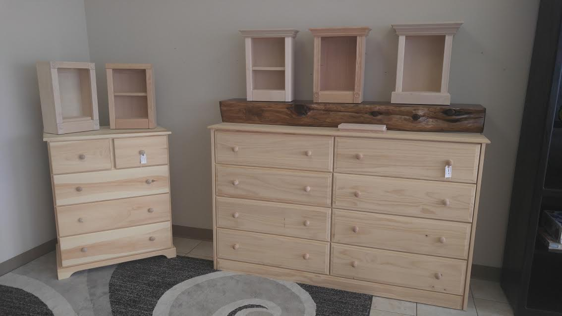 Popular Unfinished Furniture Stores Near Me