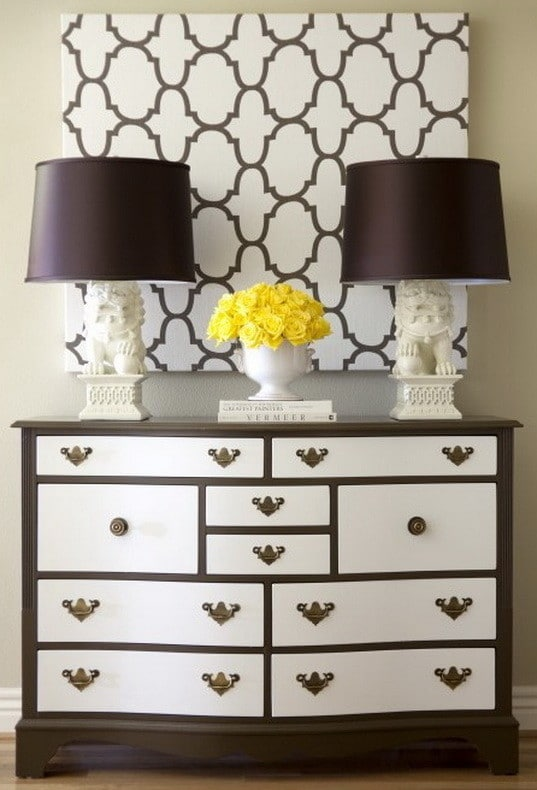 Picture of: Refinishing Campaign Dresser