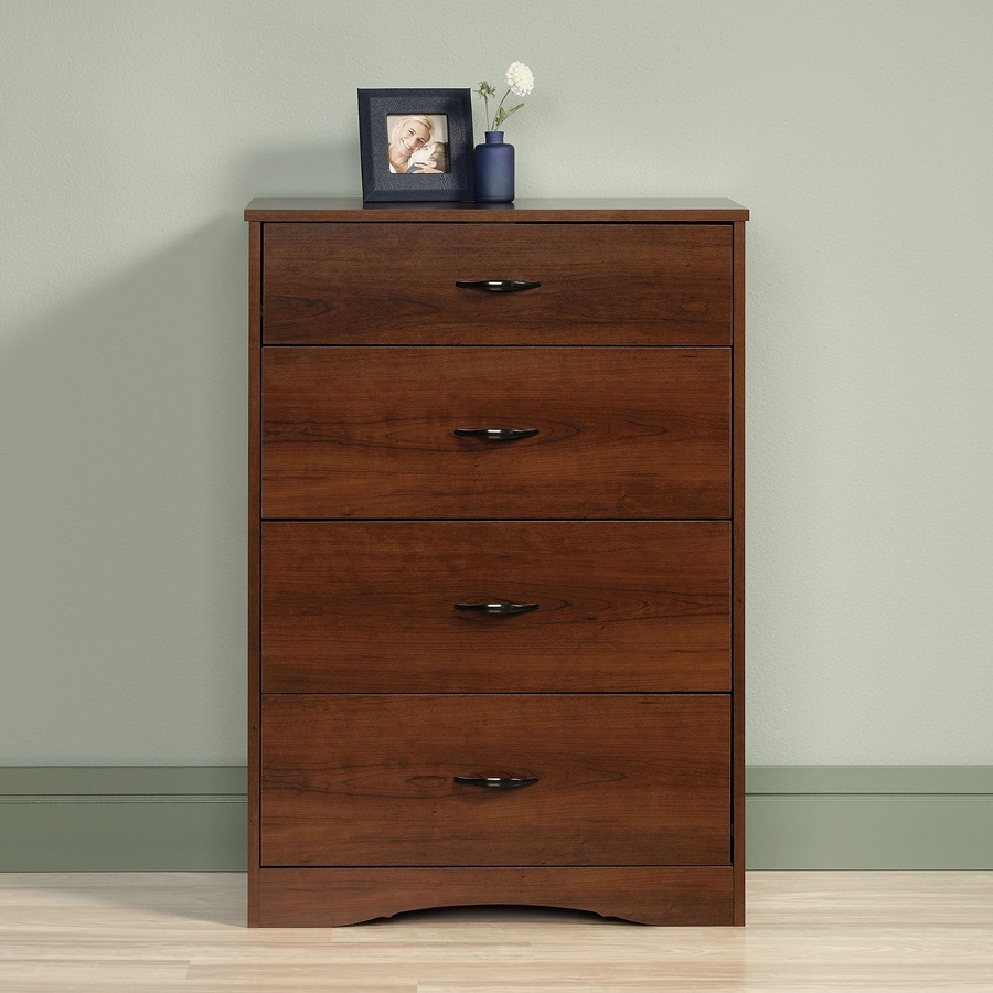 Picture of: Sauder 4 Drawer Chest Walmart