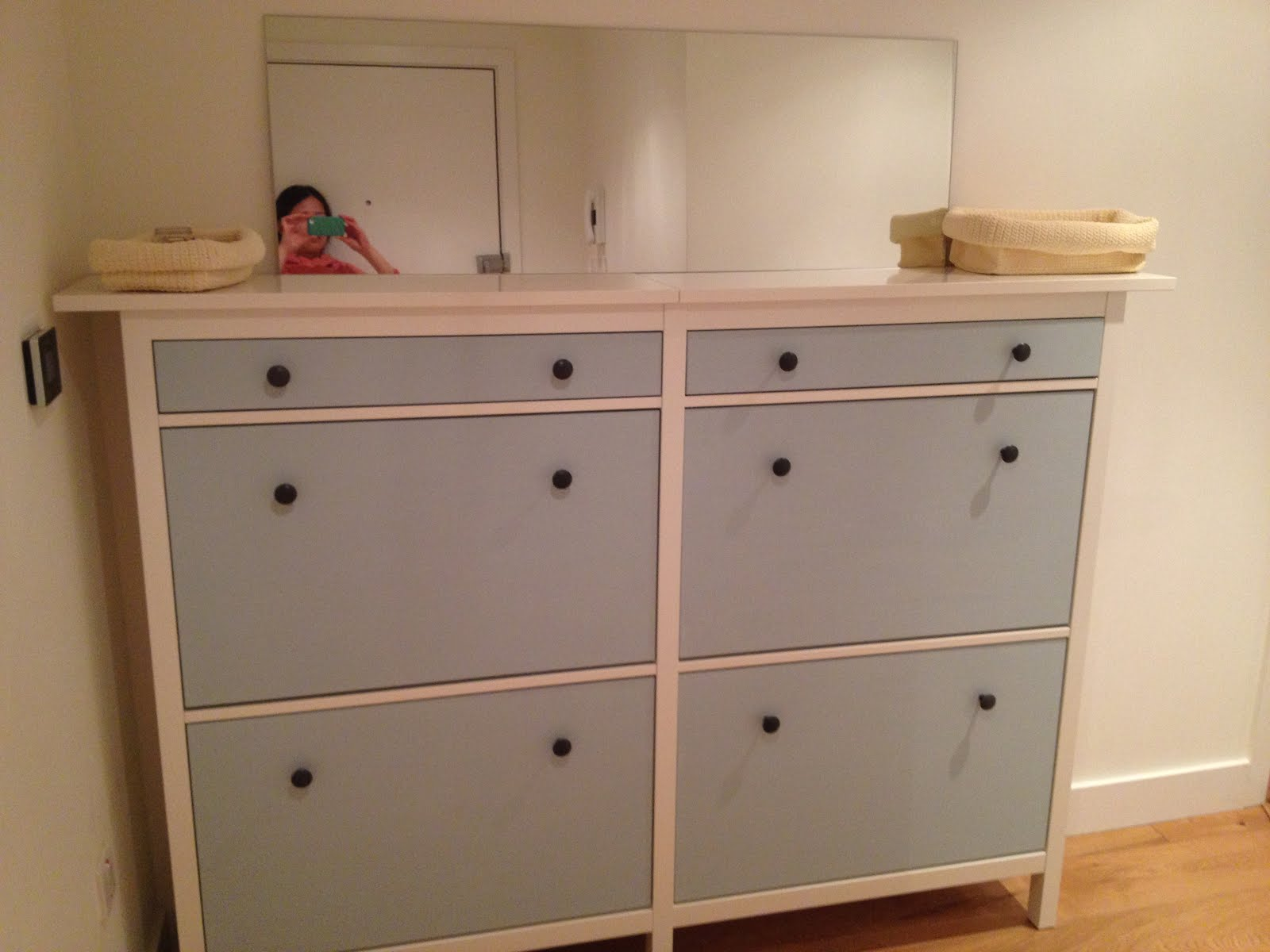 Picture of: Shoe Dresser Large