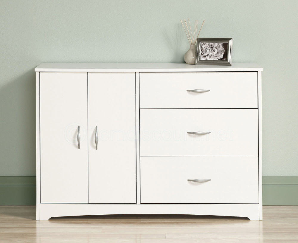 Shoes Cabinet With Doors White