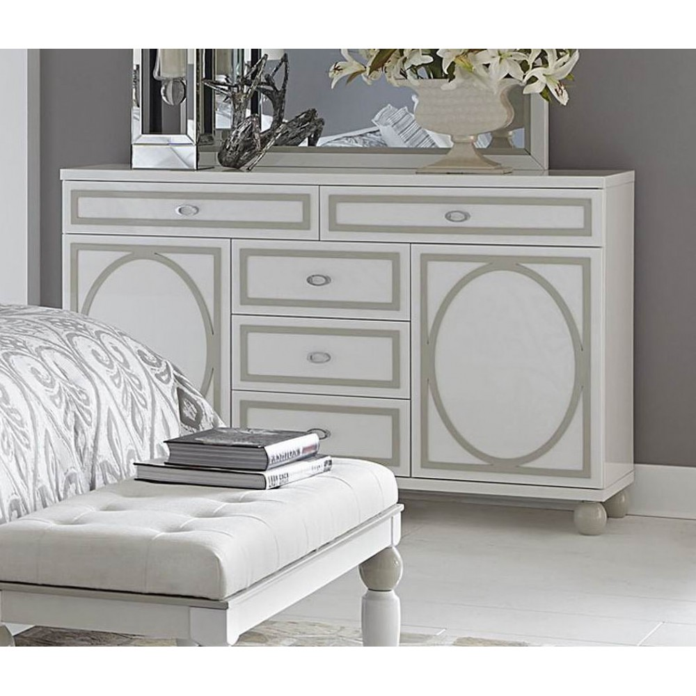 Picture of: Sky Painted Dressers Ikea