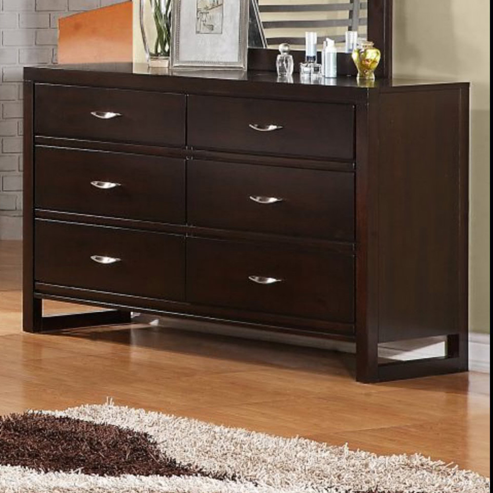 Picture of: Solid Cherry Dresser Modern