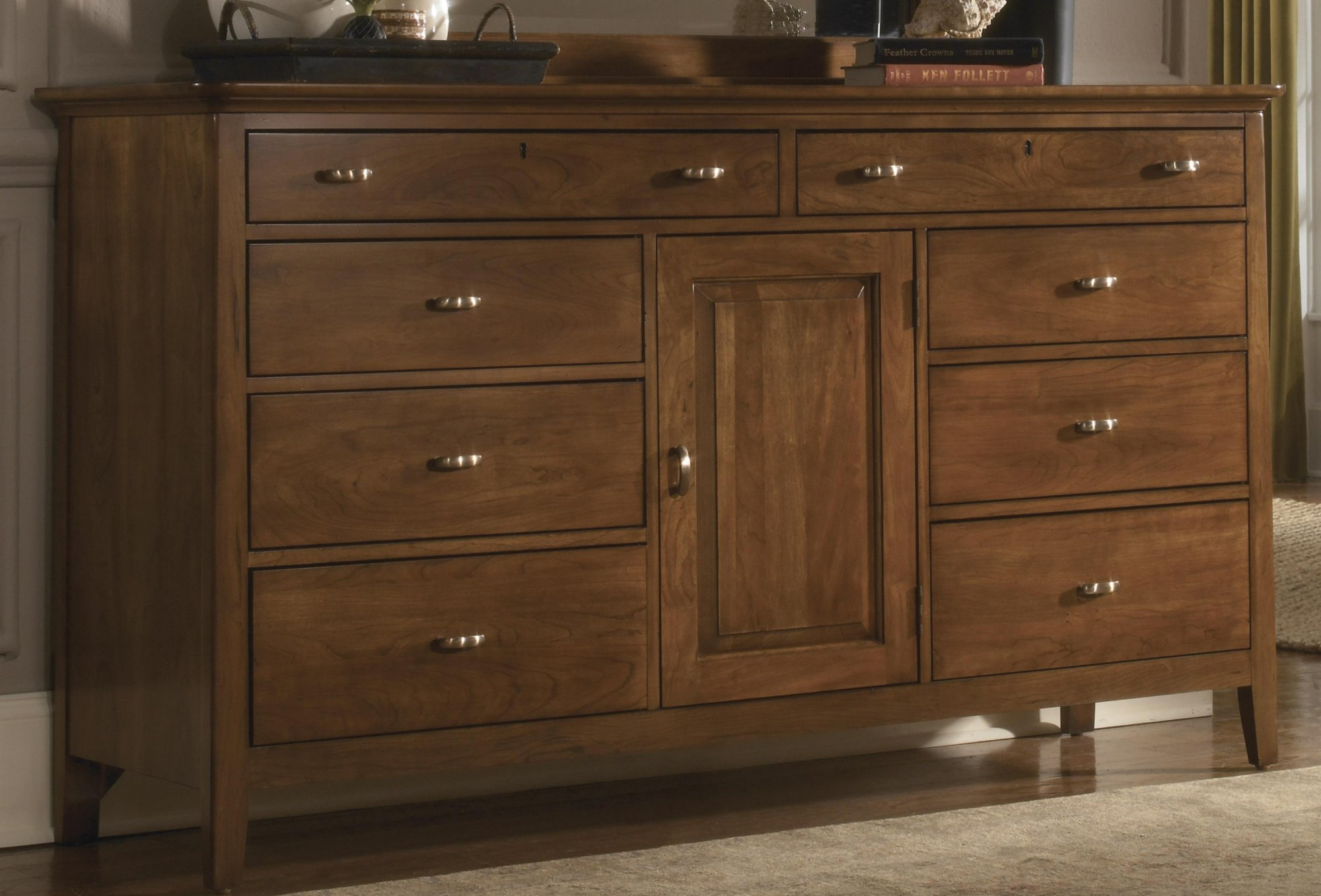 Picture of: Solid Hardwood Dressers