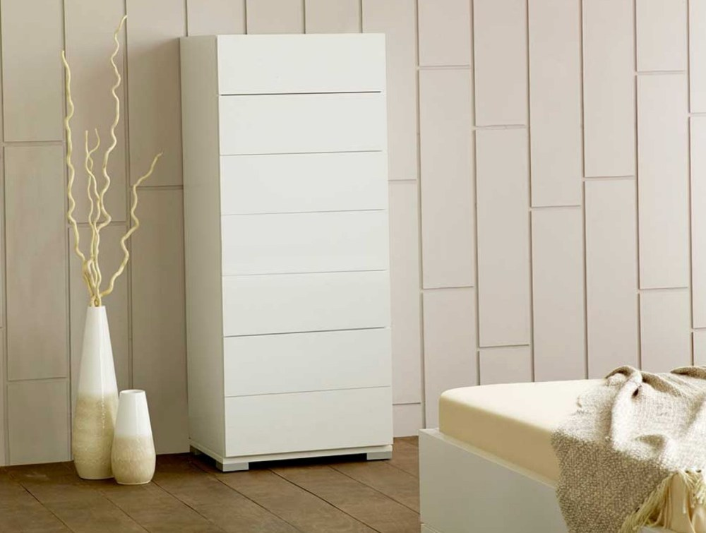 Picture of: Solid White Ikea Hopen Dresser