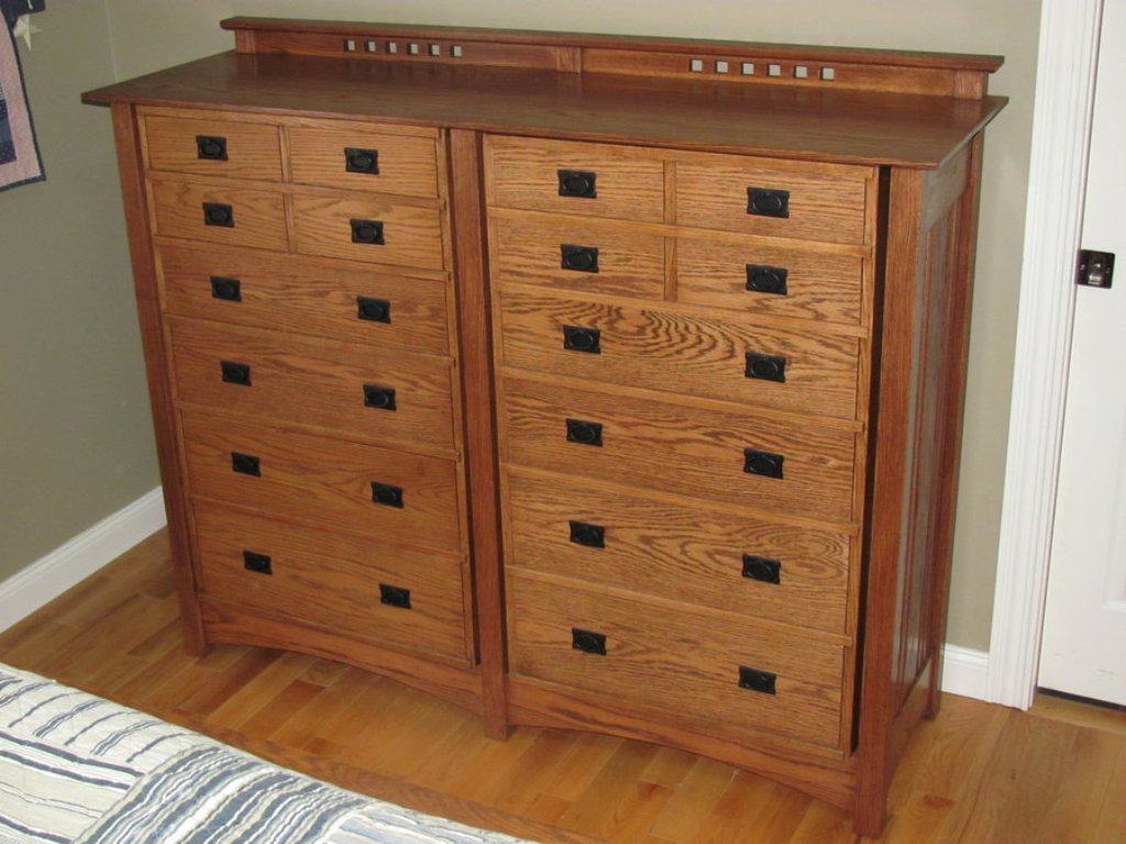 Picture of: Solid Wood Dresser Unfinished