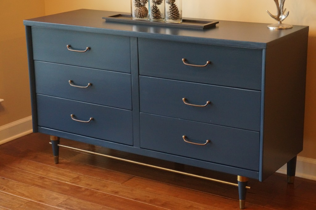 Picture of: Solid Wood Tall Dresser