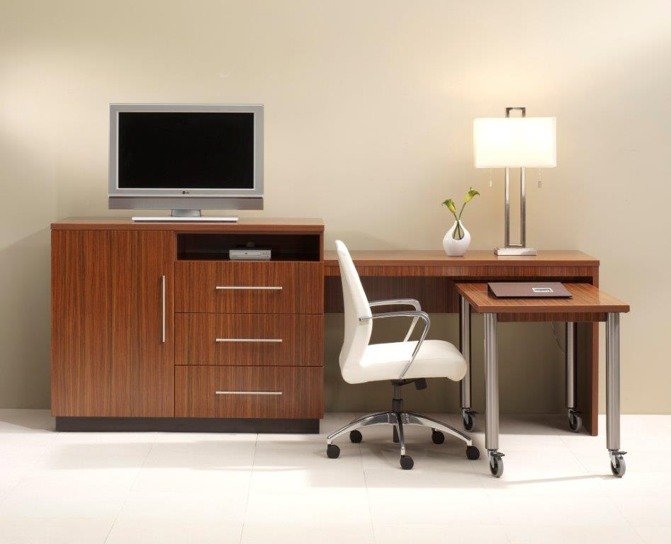 Picture of: Style Desk Dresser Combination