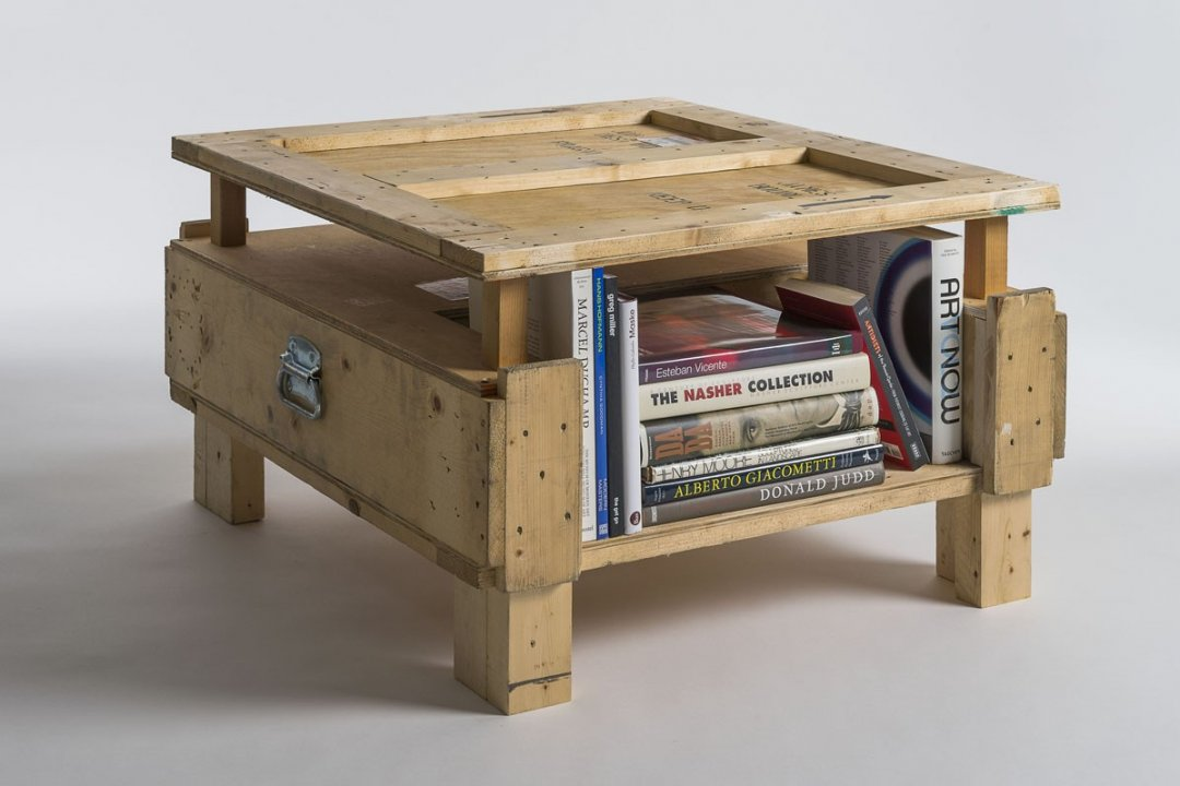 Picture of: Suitcase End Tables