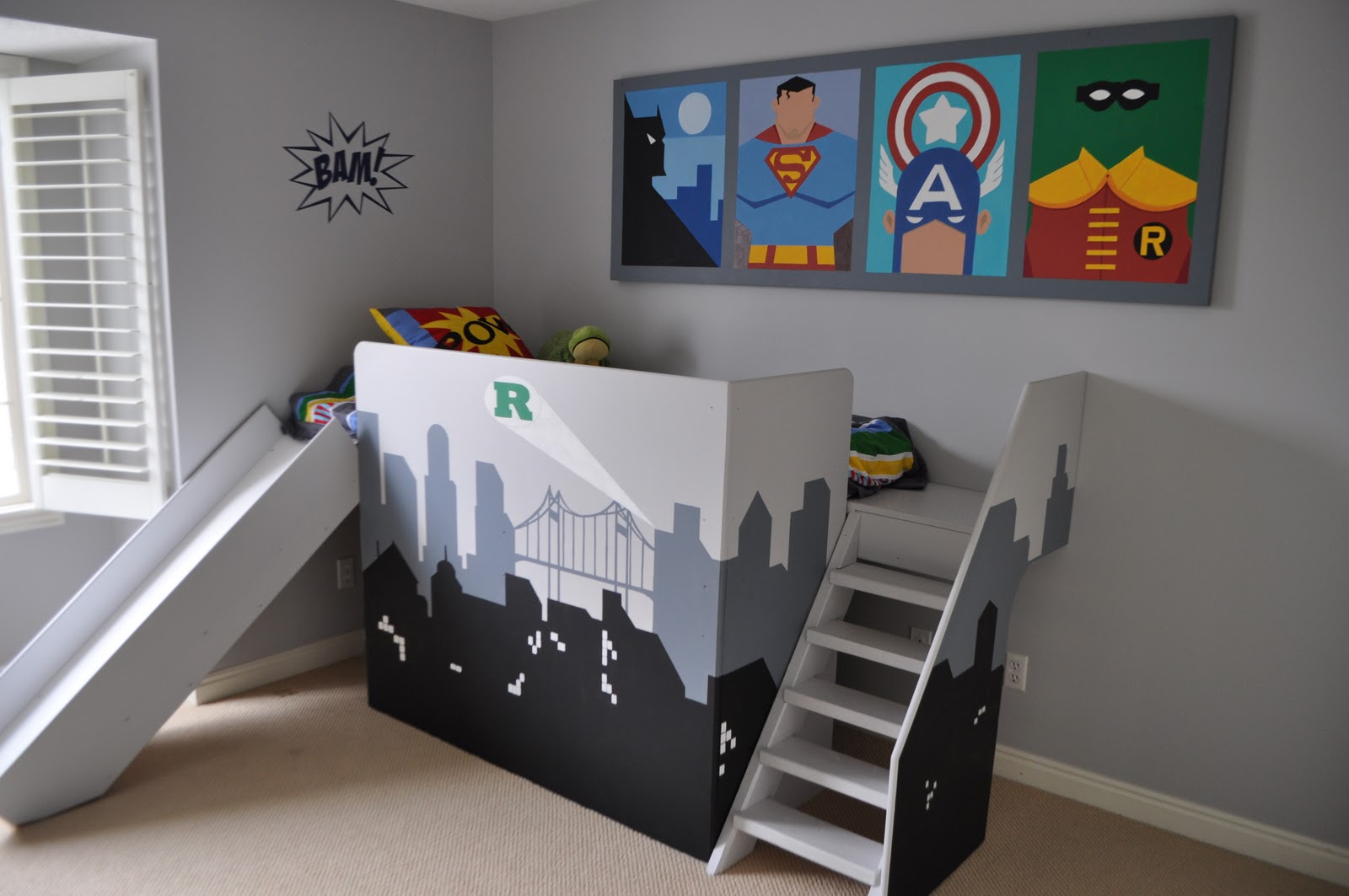 Picture of: Superhero Furniture for Adults